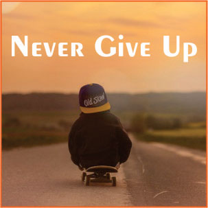 never give up hindi quotes