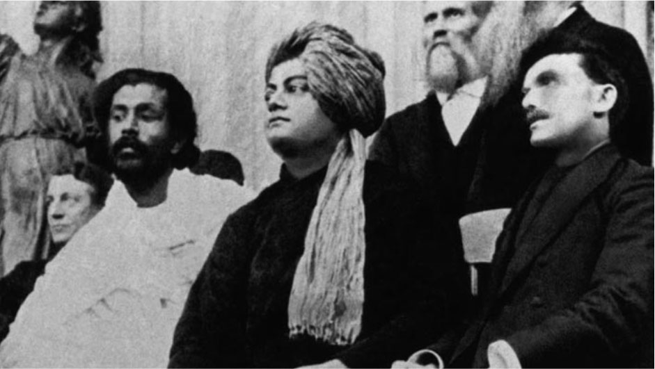 Swami Vivekananda's speech in Chicago in Hindi